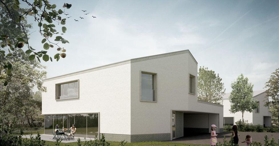 Residentiewijk Villa's