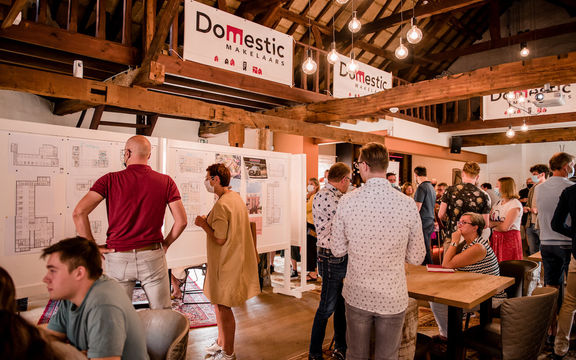 Succesvolle lancering van woonproject De Zevenster - Retie